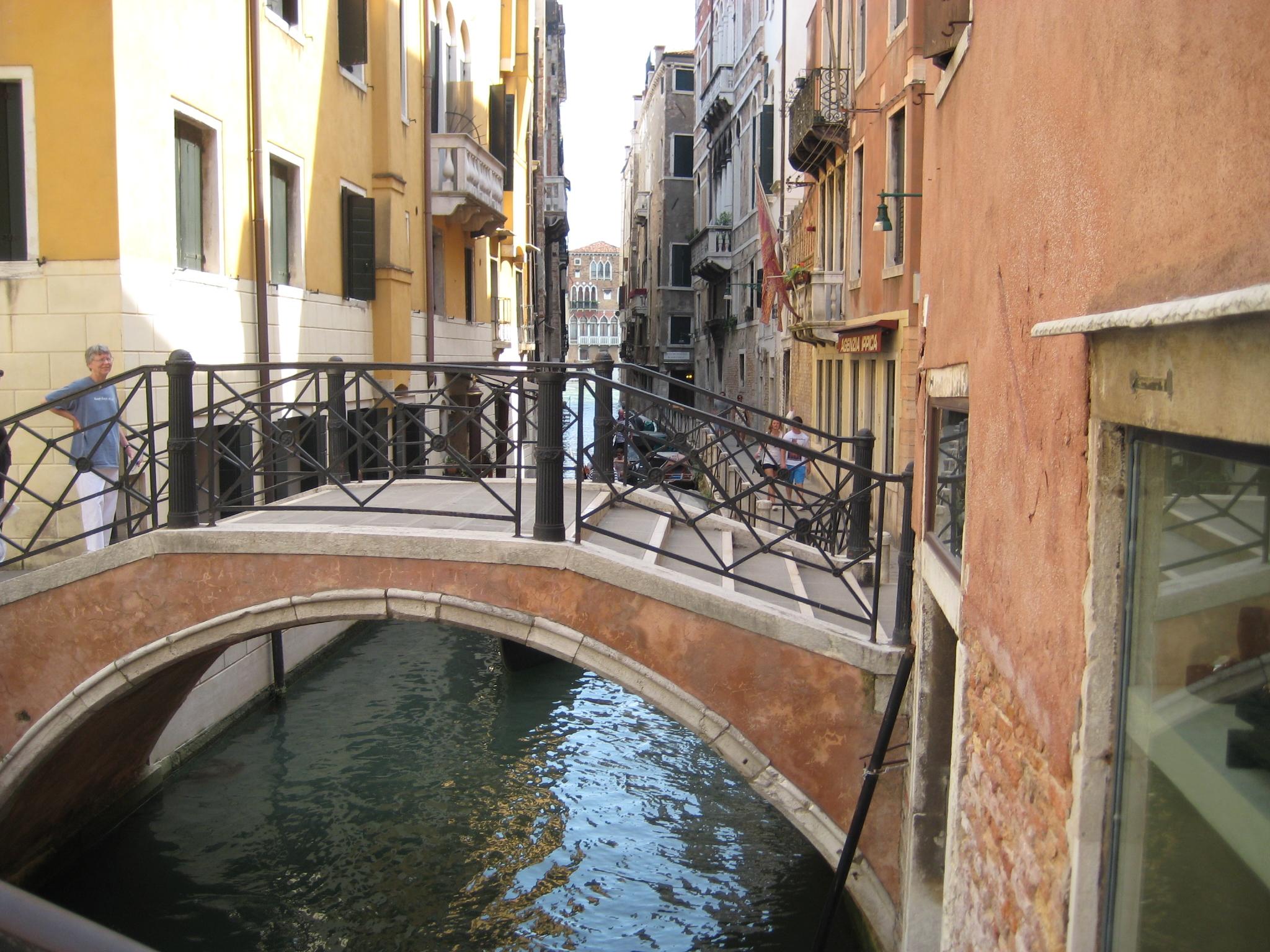Усещане за Венеция