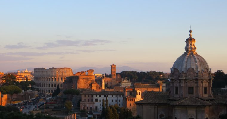 Да се влюбиш в Рим